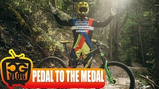 5 TIPS How to be a Pro Mountain Biker - CG...