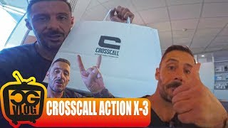I JUST DISCOVERED THE NEW CROSSCALL ACTION-X3...