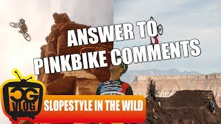 REDBULL RAMPAGE 2017 : PINKBIKE COMMENTS...