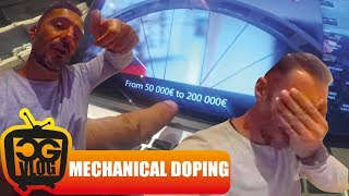 DO YOU KNOW ABOUT MECHANICAL DOPING IN CYCLING...