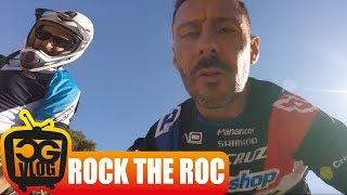 ROC D'AZUR 2017 - Dry Riding & Wet...
