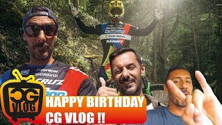1 YEAR OF DAILY VLOGGING ON YOUTUBE - CG VLOG #254