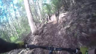 Pemberton Log Ride Fail