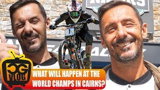 CAIRNS, AUSTRALIA, DH WORLD CHAMPS  2017 - WHO...