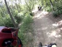 GoPro: Fort Edmonton Double Track River Loop Trail