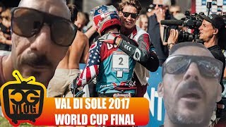 VAL DI SOLE DH WORLD CUP 2017 - Best Seat in...