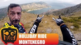 Mountain Bike ENDURO TRAIL Ride With A VIEW in...