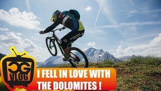 AMAZING TRAILS in THE Dolomites With MOUNTAIN...