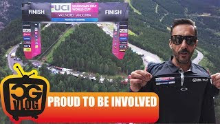 WHAT IS SO SPECIAL ABOUT the Downhill WORLD...