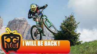 MOUNTAIN BIKE RIDING TIPS IN DOLOMITES WITH...