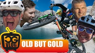 PHOTOSHOOT EXPEDITION: MTB FREERIDE LEGENDS in...