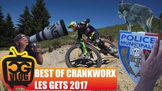 Best of Cédric Gracia at CRANKWORX Les Gets...