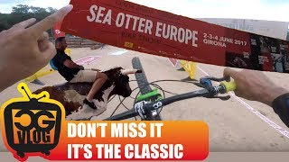 SEA OTTER EUROPE 2017 - BIKE SHOW & ENDURO...