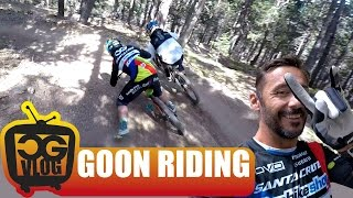 VALLNORD BIKE PARK Opening Day 2017 - Cutting...