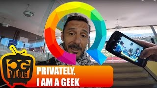 DID YOU KNOW I AM A GEEK ?! Introduction to...