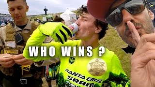 SEA OTTER CLASSIC 2017 DUAL SLALOM : It's Race...