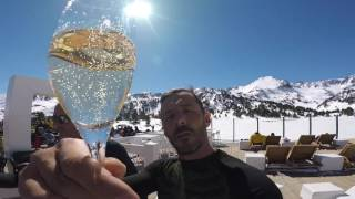 Last Day of Ski in Andorra - CG VLOG #117