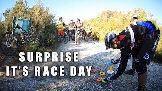 A Random MTB ENDURO RACE With The Santa Cruz...