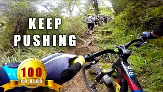 HIKE & RIDE in New Zealand Old School MTB...