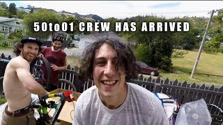 50to01 CREW JOINED THE PARTY - Santa Cruz...