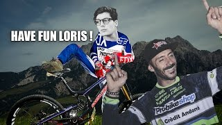 LORIS VERGIER Enters The Santa Cruz SYNDICATE....