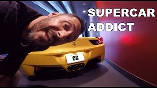 I AM A SUPERCAR ADDICT: Ferrari, Nissan GTR...
