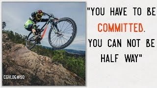 How To Commit On Your Mountain Bike - MTB PRO...