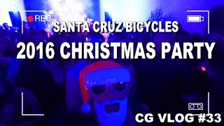 Santa Cruz Bicycles 2016 Christmas Party...