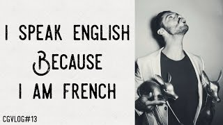 Why do I speak English instead of French  - CG...