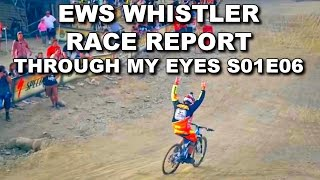 Cédric Gracia - Enduro World Series Whistler...