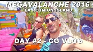 Megavalanche 2016 La Réunion - 2nd Day...
