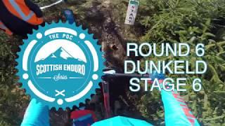 SES Helmet Cam 2017 // Round 6 - Dunkeld - Stage 6