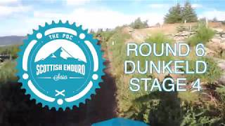 SES Helmet Cam 2017 // Round 6 - Dunkeld - Stage 4