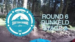 SES Helmet Cam 2017 // Round 6 - Dunkeld - Stage 2