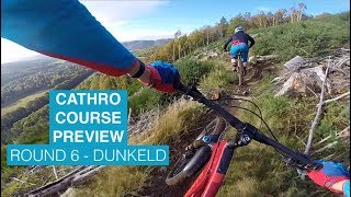 Cathro Course Preview // 2017 SES Round 6 -...