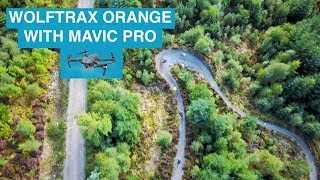DRONE FILM - Laggan Wolftrax Orange - Mega...