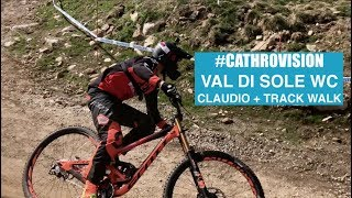 #CathroVision // Val Di Sole WC Day 1 -...