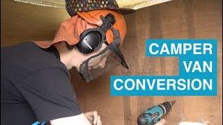 Intro - DIY Van Conversion // How to badly...