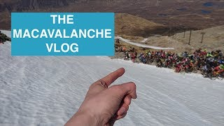 #13 Race Vlog - The MACAVALANCHE