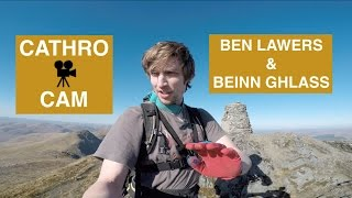 Cathro Cam #1 - Full descent of Ben Lawers and...