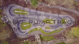 The Skelf Pump Track // Launch vid filmed on...