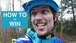 #8 Race Vlog - Nevis Enduro // How to *not*...