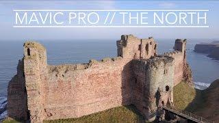 Mavic Pro in Scotland // My favourite...