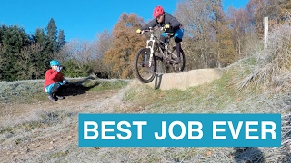 #6 Best Job Ever! MTB Coaching with Sick Skills