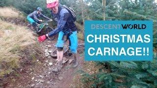 #4 Christmas Carnage!! Descent World Christmas...