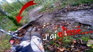NE TOMBE PAS... ???? VTT DH - Crash & Fail...