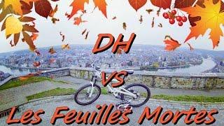 VTT DH VS LES FEUILLES MORTES ! | Citadelle de...