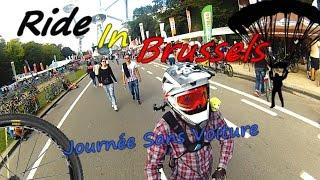 Ride In Brussels - Journée Sans Voiture ????