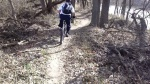Lawrence River Trail MTB Video