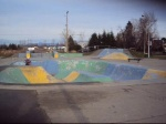 Riding park at cloverdale